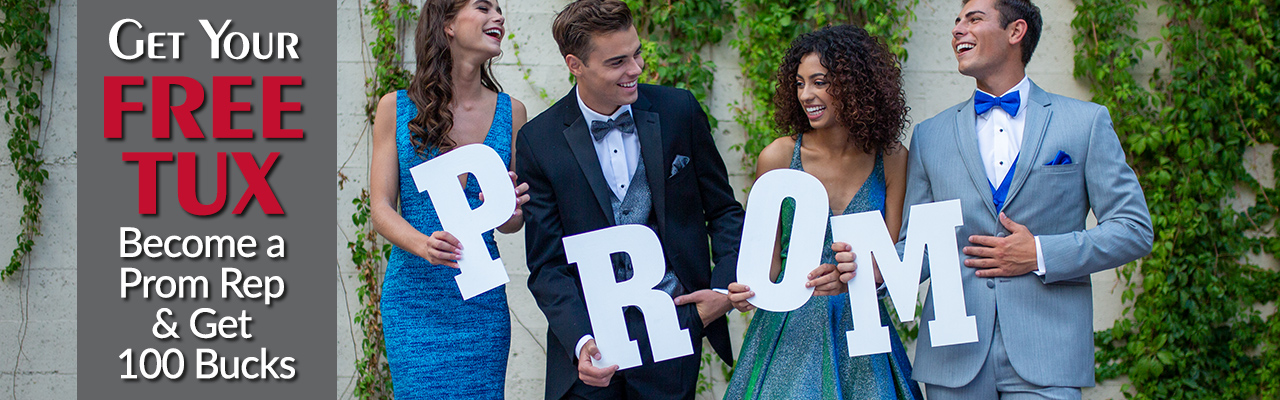 become a prom rep